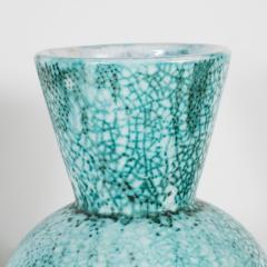Primavera Atelier du Printemps LARGE BLUE GREEN GOURD SHAPED PRIMAVERA VESSEL - 1630146