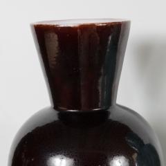 Primavera Atelier du Printemps Large Black and Blue Green Primavera vases - 1466939