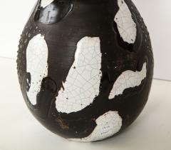 Primavera Atelier du Printemps Rare tall Primavera triple gourd vase by Claude Levy Model No 16019 - 1603649