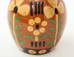 Primavera Atelier du Printemps Signed Primavera Ceramic Vase from Soufflenheim France  - 1224248