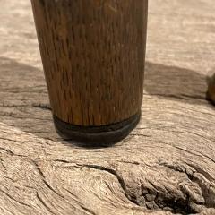 Primitive Wood Ice Pick Tools Weathered Worn Antique Ice Box Utensil - 2083186