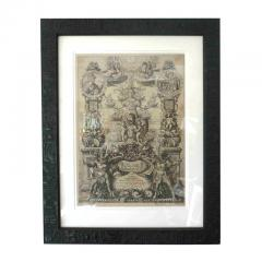 Print Black and White 19th Century France - 1086402