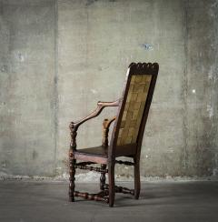 Provincial French Chair 18th Century - 326570