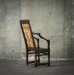 Provincial French Chair 18th Century - 326571