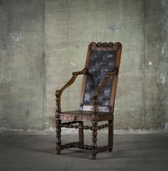 Provincial French Chair 18th Century - 326572