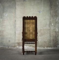 Provincial French Chair 18th Century - 326573