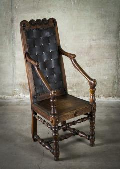 Provincial French Chair 18th Century - 326574