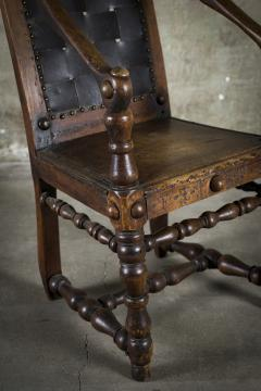Provincial French Chair 18th Century - 326579