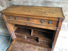 Provincial French Louis XVI Secretaire Desk 18th Century - 1040299