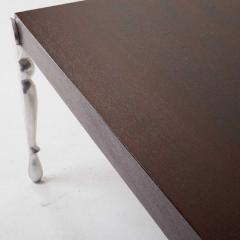 Pucci de Rossi Pucci De Rossi Wenge Wood Coffee Table - 793175