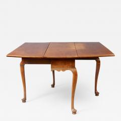QUEEN ANNE DROP LEAF DINING TABLE - 1353067