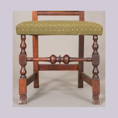 QUEEN ANNE SIDE CHAIR WITH HEART FORM SPLAT - 1130982
