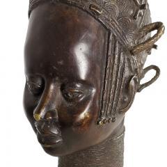 QUEEN IFE BENI EDO S HEAD BENIN 1980 - 2075877