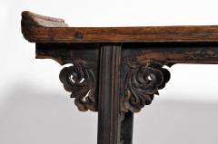 Qing Dynasty Chinese Altar Table - 939561