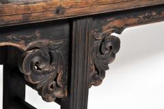 Qing Dynasty Chinese Altar Table - 939566