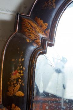 Queen Anne Chinoiserie Cushion Mirror - 1797786