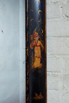 Queen Anne Chinoiserie Cushion Mirror - 1797788
