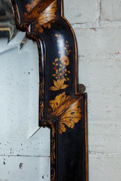 Queen Anne Chinoiserie Cushion Mirror - 1797789