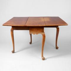 Queen Anne Drop Leaf Dining Table - 43878