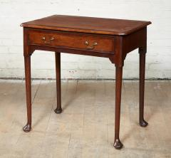 Queen Anne Pad Foot Oak Table - 1952968