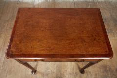 Queen Anne Pad Foot Oak Table - 1952970