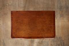 Queen Anne Pad Foot Oak Table - 1952971