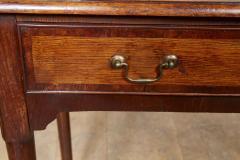 Queen Anne Pad Foot Oak Table - 1952972