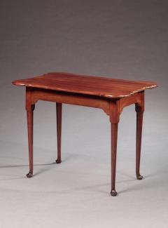 Queen Anne Porringer Top Tea Table - 574200