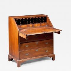 Queen Anne Slant Lid Desk - 129651