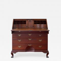 Queen Anne Slant Top Desk - 580575