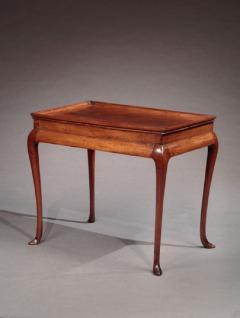 Queen Anne Tea Table - 535122