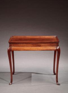 Queen Anne Tea Table - 535123