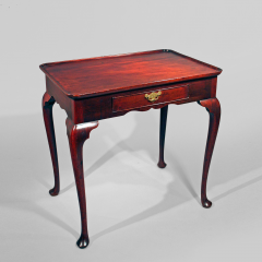 Queen Anne Tray Top Tea Table - 37447