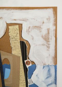 R Scott Lalley R Scott Lalley Gourd Vase 2014 Acrylic Paint Ink and Paper Collage - 1161928