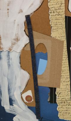 R Scott Lalley R Scott Lalley Gourd Vase 2014 Acrylic Paint Ink and Paper Collage - 1161929