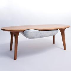 R mi Capdepuy A Noste coffee table with drawer - 1907504