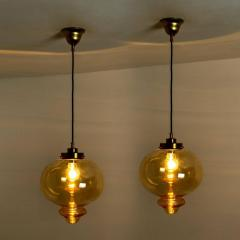 RAAK Large Set of Pendant Lights in the Style of RAAK 1960s - 1336514