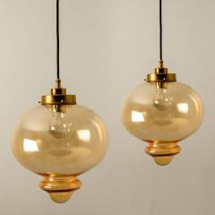 RAAK Large Set of Pendant Lights in the Style of RAAK 1960s - 1336517