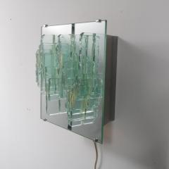 RAAK RAAK Sculptural Glass Wall Sconces Model C1517 Netherlands 1960 - 930891