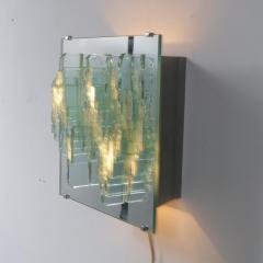 RAAK RAAK Sculptural Glass Wall Sconces Model C1517 Netherlands 1960 - 930894