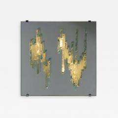 RAAK RAAK Sculptural Glass Wall Sconces Model C1517 Netherlands 1960 - 931367
