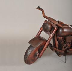 RARE MODEL OF A HARLEY DAVIDSON MOTORCYCLE - 736163