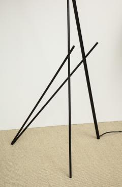 RARE TRI POD FLOOR LAMP WITH LARGE SHADE - 1844877