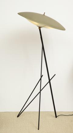 RARE TRI POD FLOOR LAMP WITH LARGE SHADE - 1844882