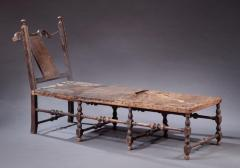 RARE WILLIAM AND MARY DAYBED - 1345262