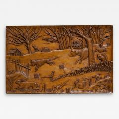 RELIEF CARVED PANEL - 1666715