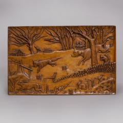 RELIEF CARVED PANEL - 589248