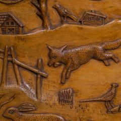 RELIEF CARVED PANEL - 589250