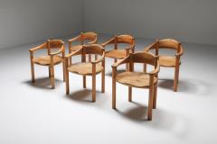 Rainer Daumiller Rainer Daumiller Pine Carver Chairs Denmark 1970s - 2133081