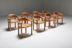Rainer Daumiller Rainer Daumiller Pine Carver Chairs Denmark 1970s - 2133092
